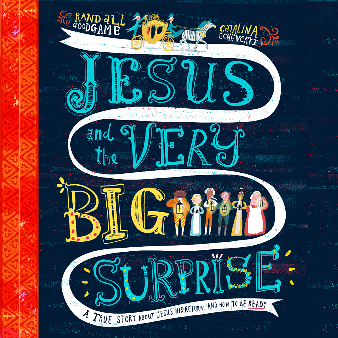 Jesus and the Very Big Surprise (Book)