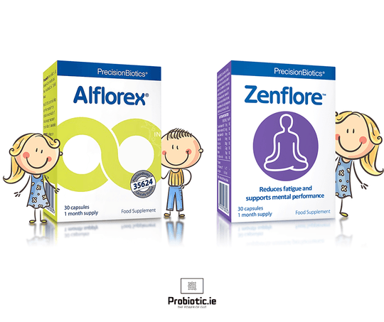 Exciting New Products - Alflorex & Zenflorex