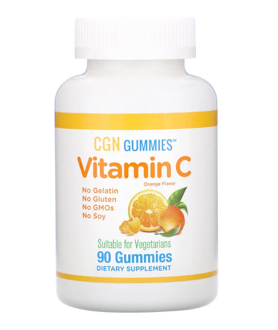 Vitamin C back in stock with limited supply