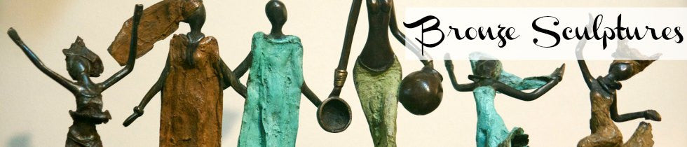 Lost Wax Bronze Sculpture Collection