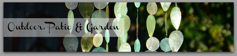 Outdoor, Patio & Garden Decor