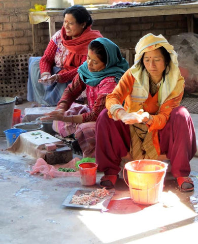 Fair Trade Nepalese Artisans