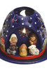Peruvian Candlelit Fair Trade Nativity