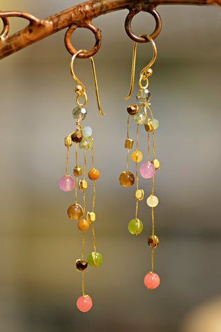 Akha Reena Celebration Earrings