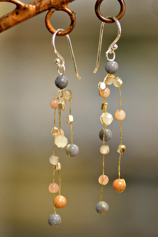 Akha Reena Warmth Earrings