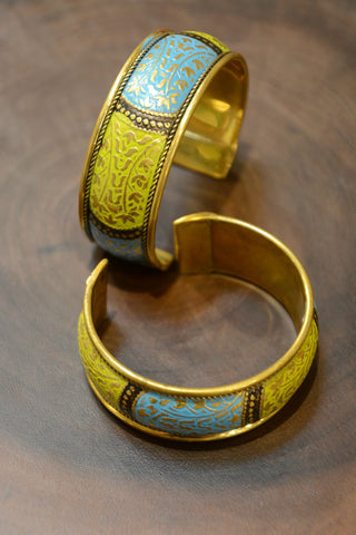 Fair Trade Bollywood Cuff Bracelet