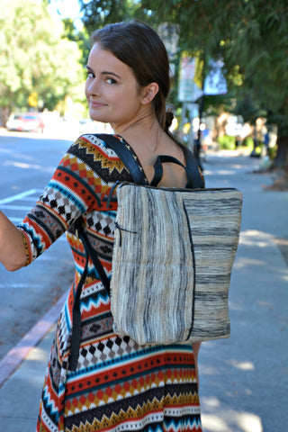 Handwoven Guatemalan Backpack