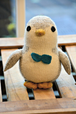 Stuffed Baby Penguin Toy