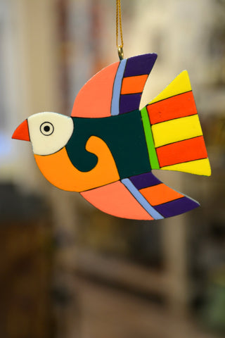 Salvadorian Dove Ornament