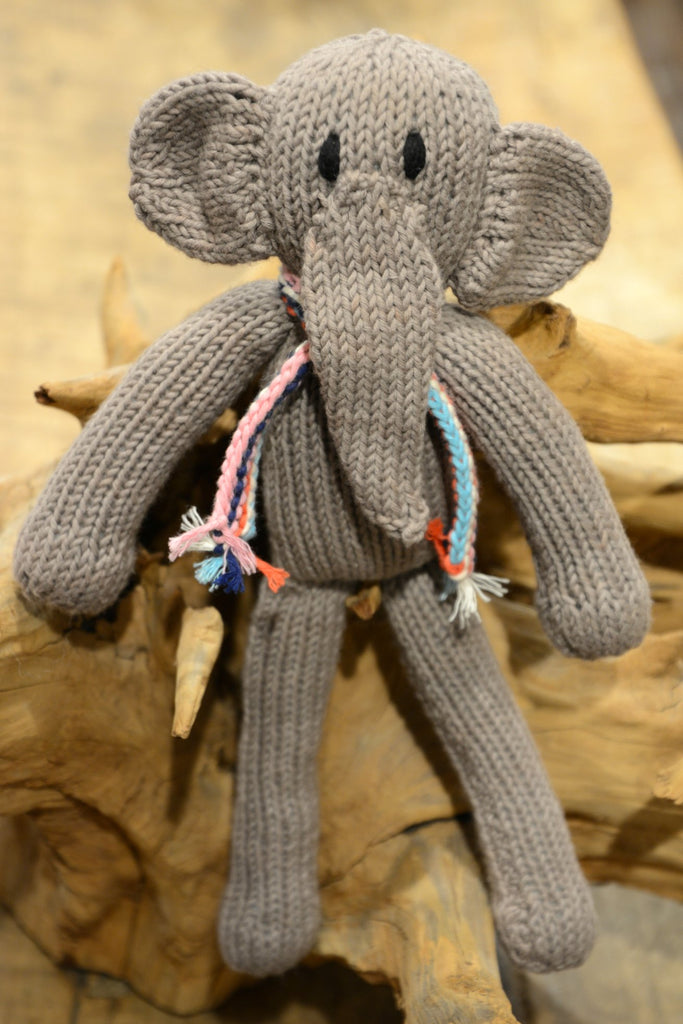 Lanky Elephant Stuffed Animal