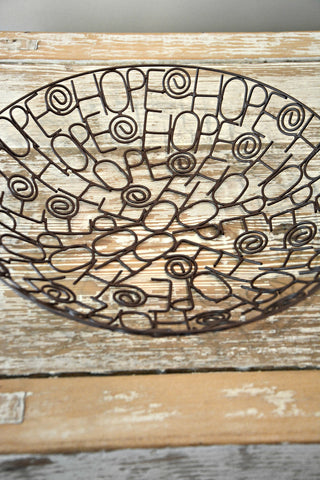 Hope Wire Bowl
