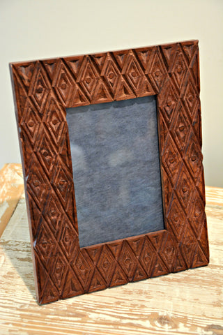 Indian Rosewood Picture Frame