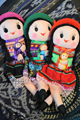 Peruvian Fair Trade Dolls