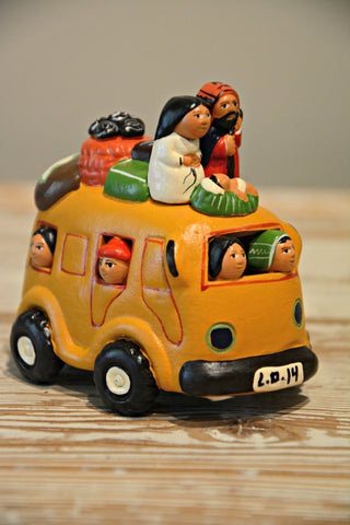 Love Bus Nativity