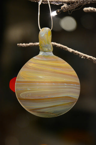 Phoenician Glass Ornament