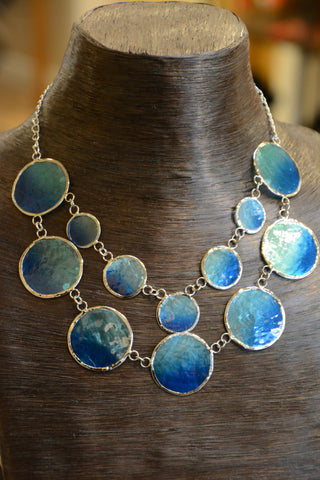 Oceanside Capiz Necklace