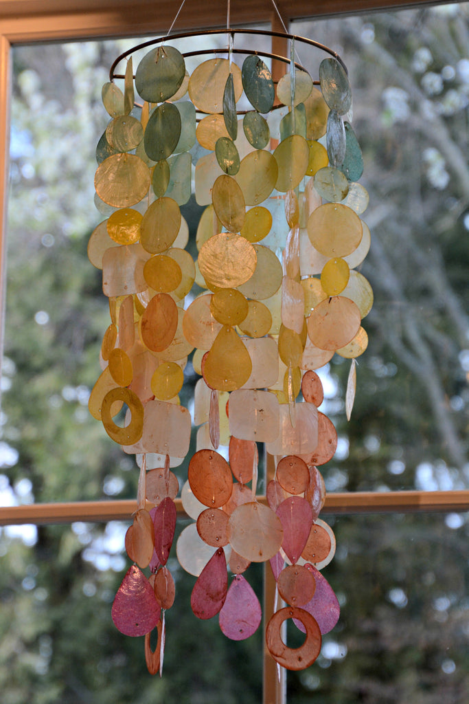 Rainbow Wind Chime - Large