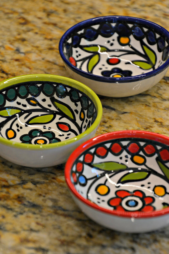 West Bank Dipping Bowls