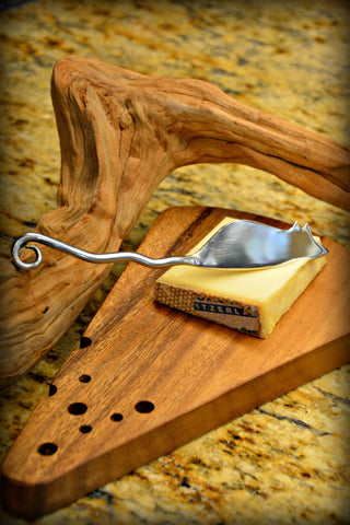 Swiss Cheese & Mouse Serving Set