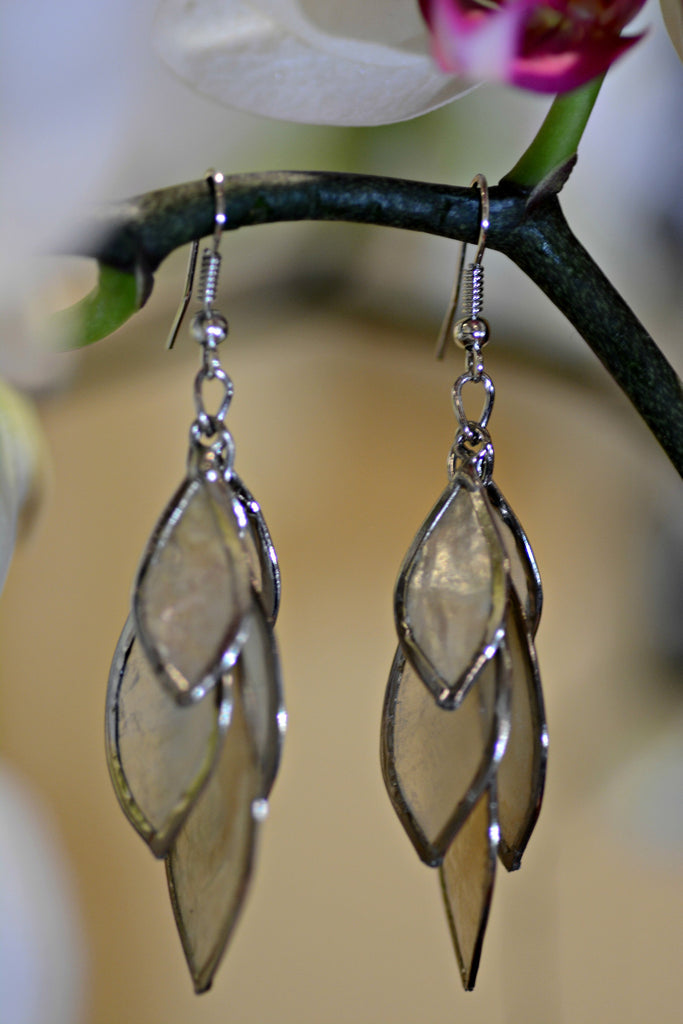 Delicate Leaves Earrings
