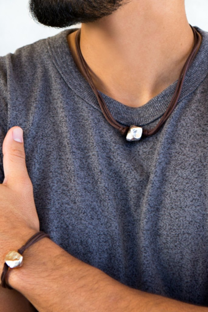 Mens Elemental Journey Necklace