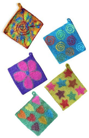 Fun Felt Potholders