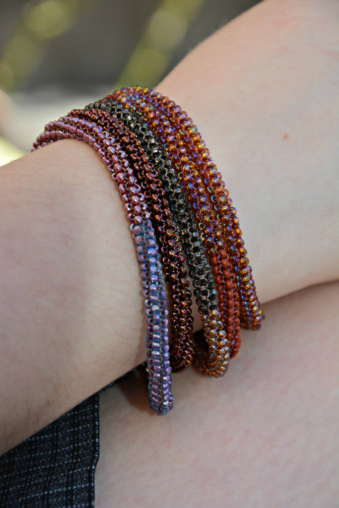 Guatemalan Roll On Bracelets