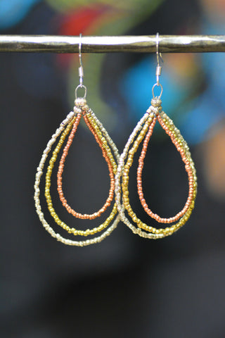 Ethiopian Hope Earrings