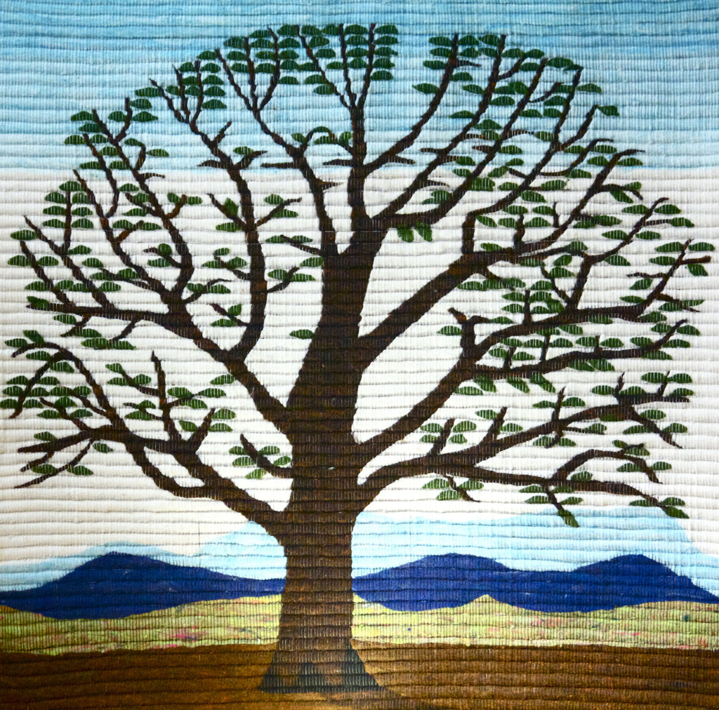 Peruvian Tree Of Life Wall Hanging