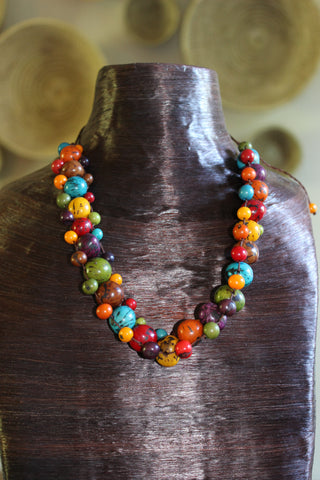 Celebration Tagua Necklace