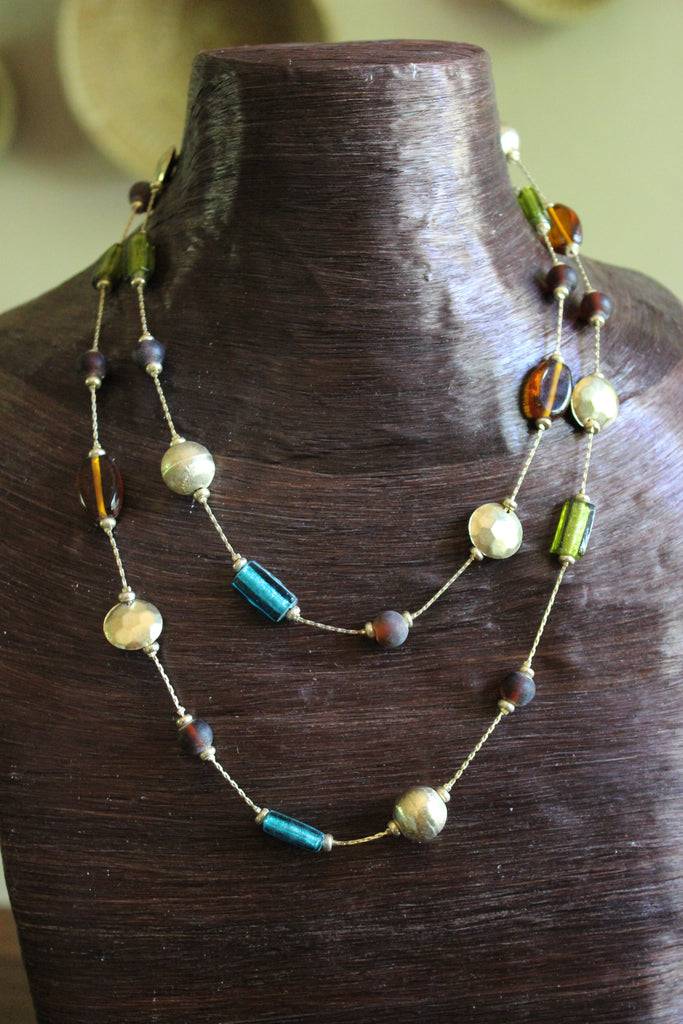 India Gems Necklace