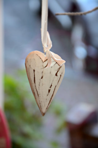 Indonesian Heart Ornament