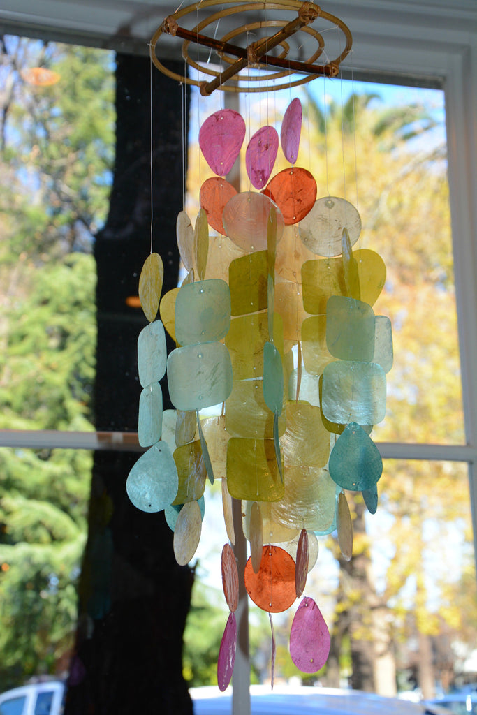 Medium Rainbow Wind Chime