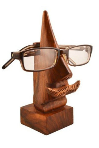 Mr. Mustache Eyeglass Holder
