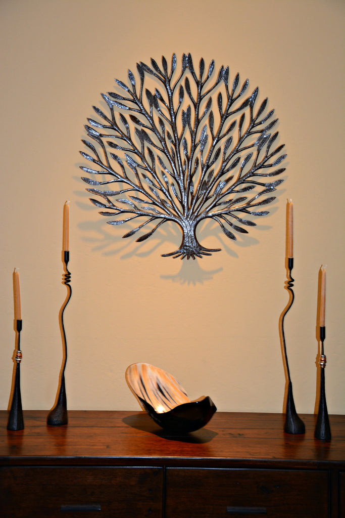Tree of Life Steel Wall Hanging