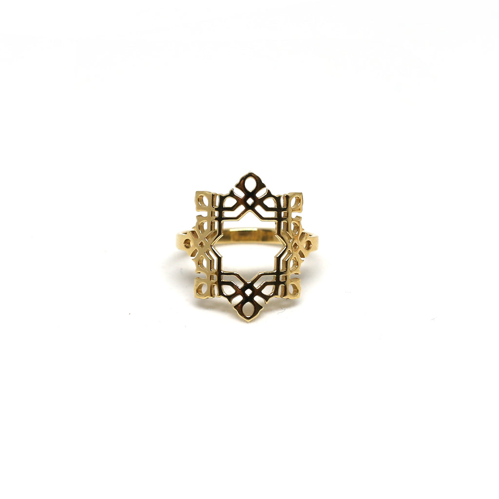 Arabesque Ring D1
