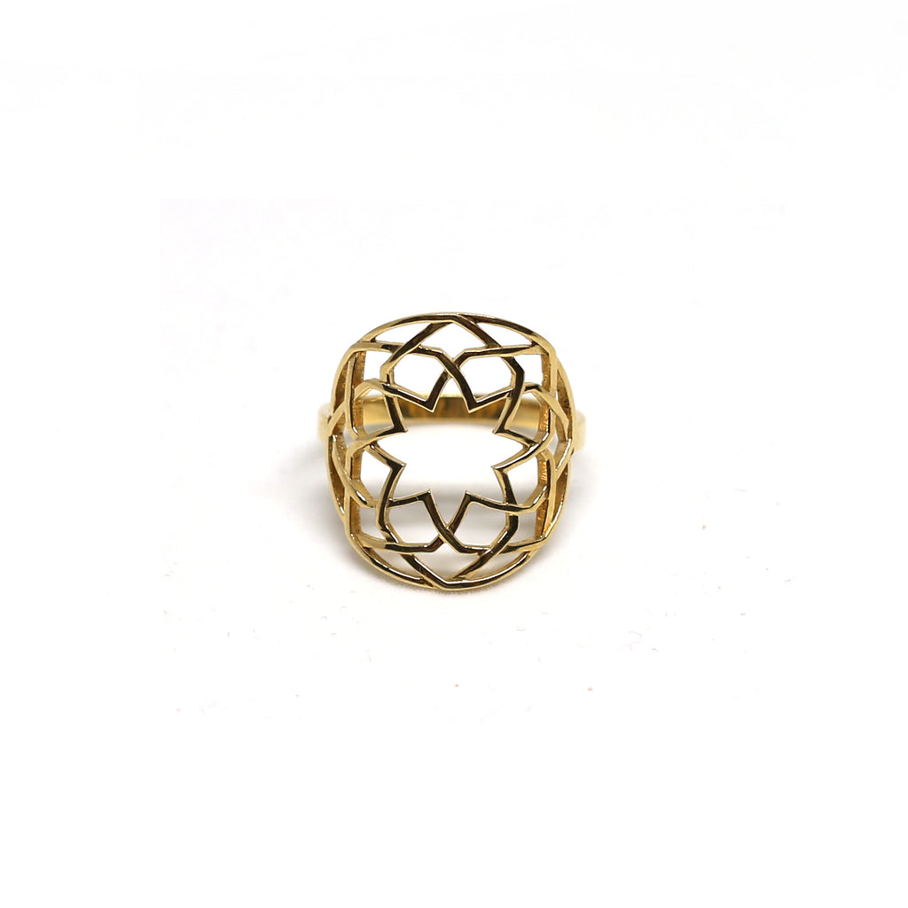 Arabesque Ring D2