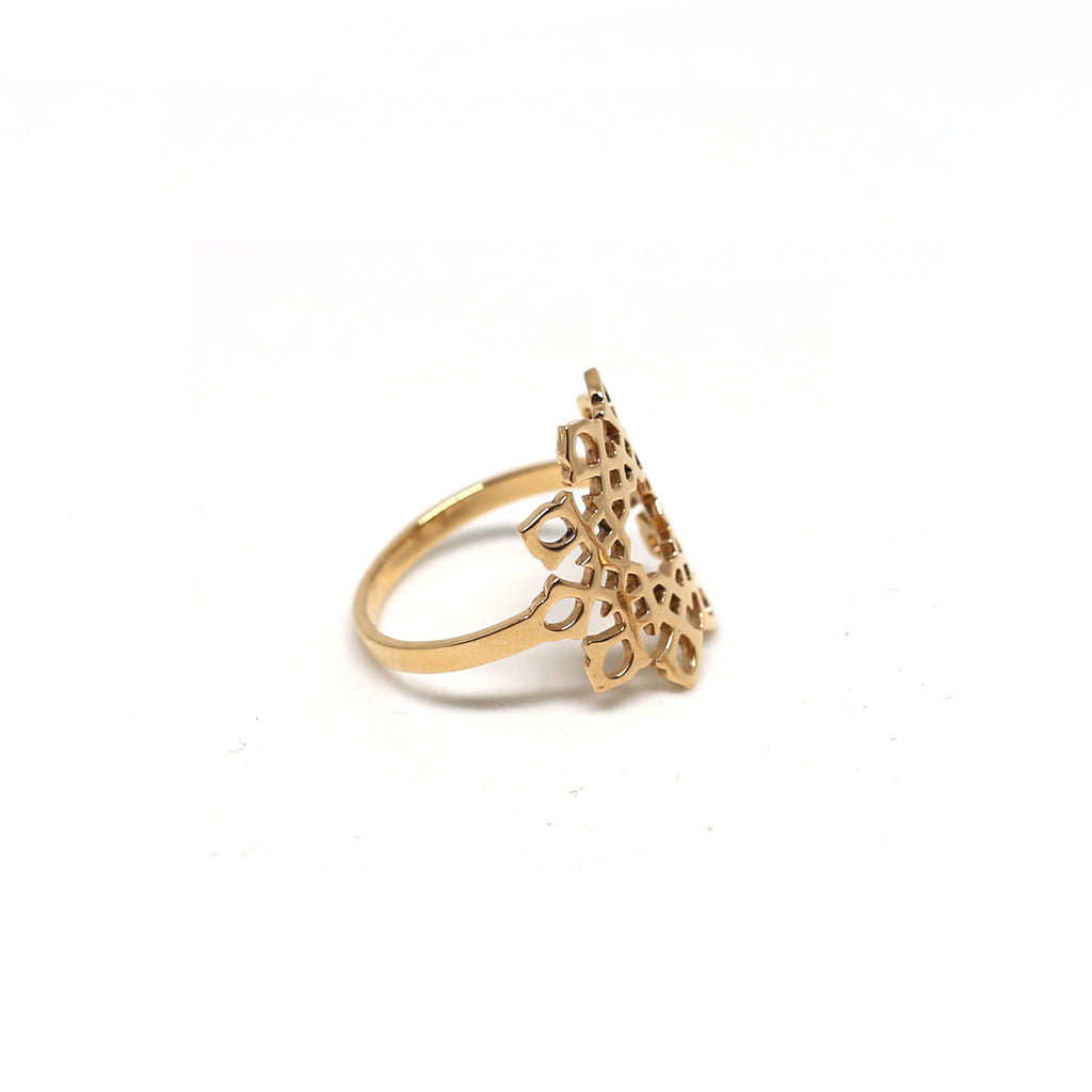 Arabesque Ring D3