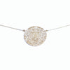 Shahnaz Necklace White Gold