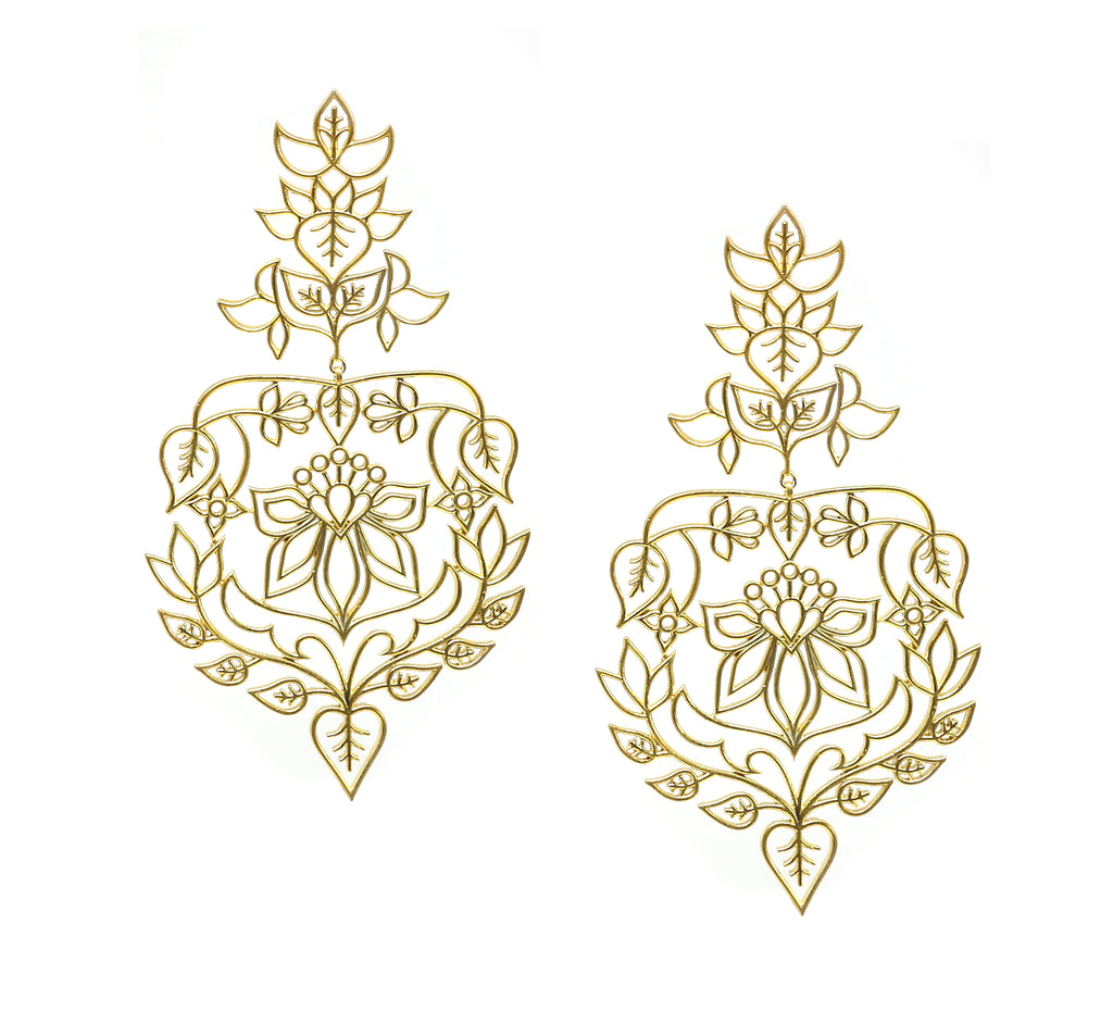 Taar Earrings
