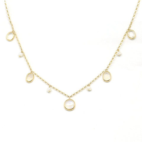 The Mini Kenza Necklace