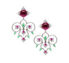 Pink Supernova Earrings
