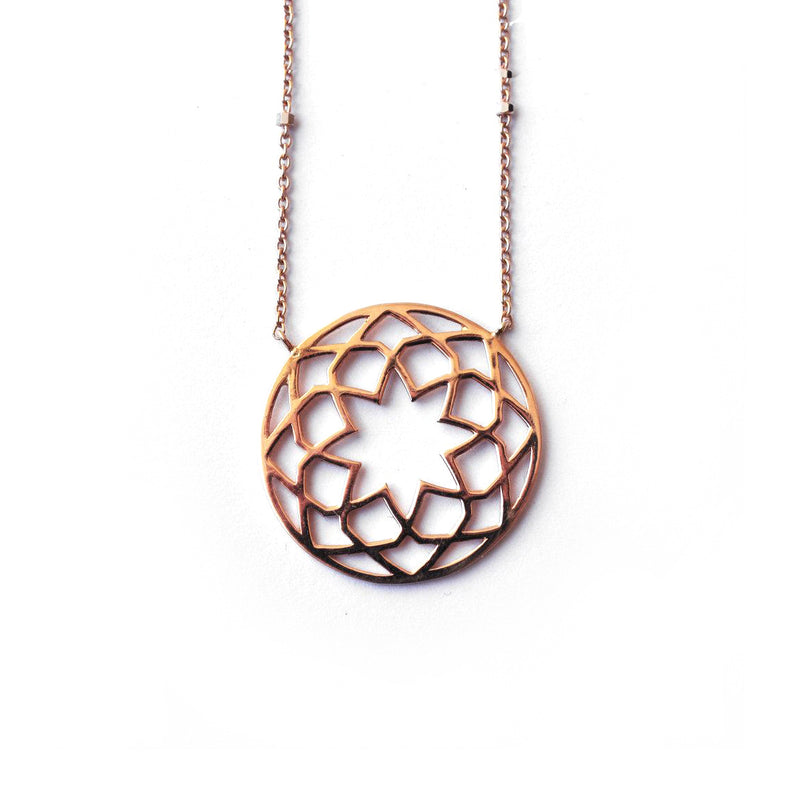 Arabesque Necklace