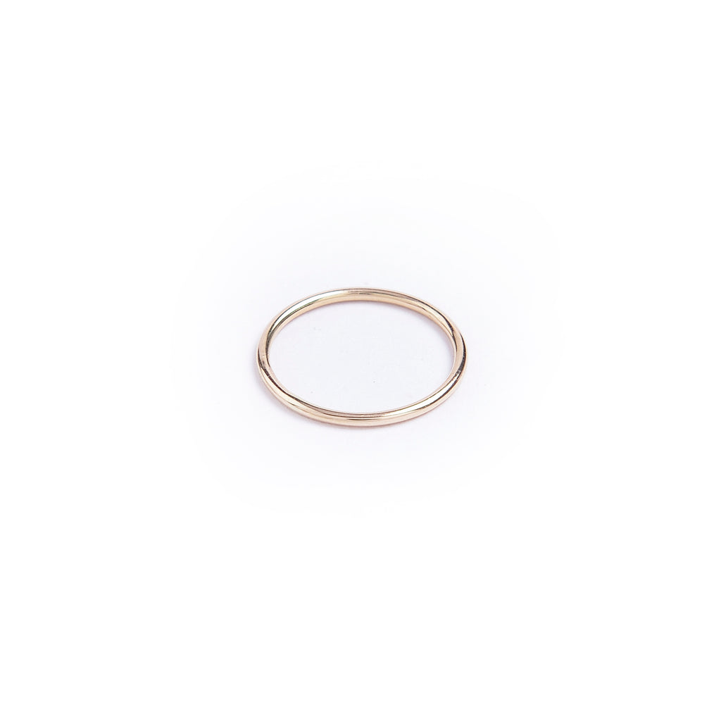 Single Band Knuckle Ring