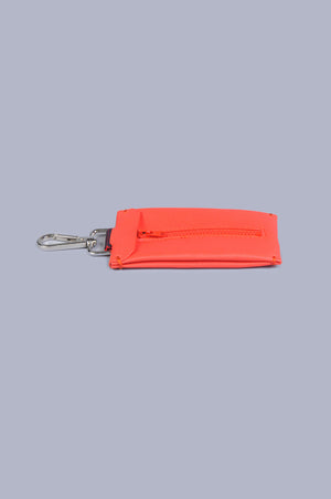 The Hyde waste bag holder - Red