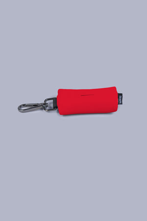 The Yoyogi waste bag holder - Red