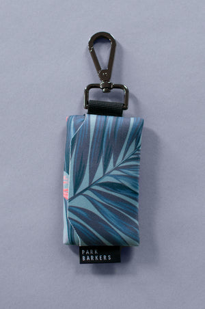 The Yoyogi waste bag holder - Tropical Print