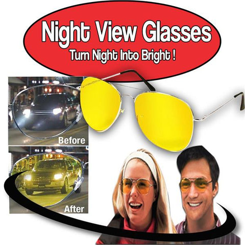 Image of (BUY 1 TAKE 1 Promo) Night View Polarized Sunglasses -  100% UVA & UVB Protection