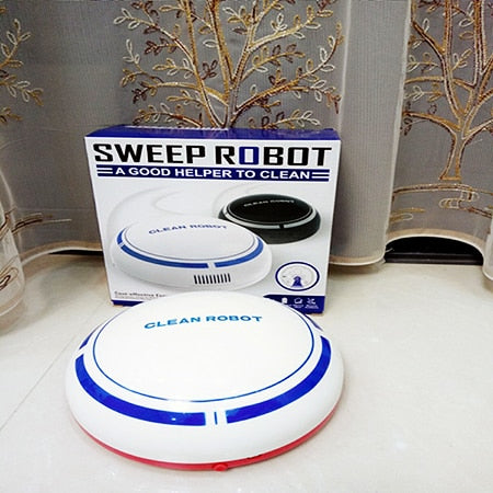 SmartTech 2 in 1 Wireless Automatic Robot Vacuum Cleaner