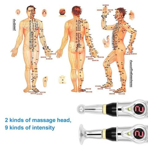 HealthTech Electric Acupuncture Therapy Pen